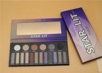 dudaklar duman toptan satış-Yeni Varış YıLDıZ DUDAK 18 Renk Göz Farı Dünyalı Füme Inci Mat Mat Için hiç Makyaj