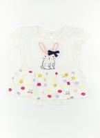 Wholesale modern clothing patterns - Baby Girls Summer Romper Cotton Short Sleeve Cat Pattern Modern Design American Style Dress Infant Clothing