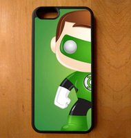 funda verde s5 al por mayor-Funko Pop Green Lantern Phone Case para Iphone 5c 5s 6s 6plus 6splus 7 7plus Samsung Galaxy S5 S6 S6ep S7 S7ep