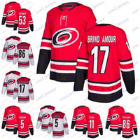 8d1c274ca63 Wholesale rod hockey online - 2018 Carolina Hurricanes Hockey Rod Brind  Amour Ron Francis Glen Wesley