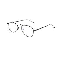 661f89e5ab Fashion Gold Clear Lens Glasses Frame Women Retro Eye Glasses Frames for Men  Korean Eyeglasses Oculos Fill Prescription 1701WD