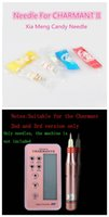 Wholesale lip for sale resale online - Hot Sale Replacement Needles Cartridge Tips for Permanent Eyebrow Eyeline Lips Rotary Makeup MTS Tattoo Pen Machine Skin Care Beauty