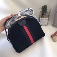 Wholesale Embroidered Fashion Handbags Tote Bags - 24cm Top quality Luxury Brand women Small poison embroidering shoulder bag Crossbody pattern Tote Handbag With Crossbody Strap free shipping