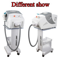 Wholesale Dolls Tattoo - Professional tattoo removal machine q-switch nd yag laser black doll with 5,000,000 Shots used spa equipment