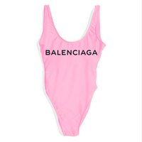 Wholesale sexy beachwear clothes for sale - Sexy Women One Piece Bikini Monokini Swimsuit Beach Backless Swimwear Beachwear Women Sports Clothing Swimming suit for woman