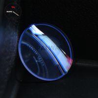 peças de luz de substituição venda por atacado-Vidro de relógio revestido de luz azul 2.0 mm de espessura Relógio de aço mineral côncavo de dupla relojoaria peças de relógios de substituição