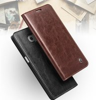 Wholesale Women Galaxy - Fashion Card Holder Leather Case For Samsung Galaxy S6 edge plus,Luxury Women Phone Case Flip Cover for galaxy S6 shell
