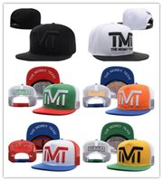 Wholesale money hats - Good Selling Spring Summer Unisex Letter Baseball Caps The Money Team Hat Adjustable Character Casual hip hop for street dancing