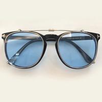 Wholesale layers sunglasses - 2018 Fashion Vintage Round Retro SteamPunk Sunglasses Classic Double Layer Clamshell Design Sun Glasses Oculos De Sol