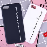 Wholesale romantic iphone cases - Romantic black and white lovers maxim soft silicone Phone Case For iPhone 5 5s se 6 6S 6plus 7 7plus 8 8s plus X Customized Dropshipping