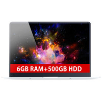 Wholesale cpu for sale - 15 inch GB RAM GB HDD Intel Quad Core Fast Run CPU Windows System P Full HD Wifi Bluetooth Laptop Notebook
