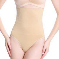 ingrosso stringa invisibile per stringhe g-Body Shaper G String Thong Quality Vita alta Allenatore invisibile per il controllo della pancia per le donne