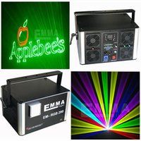 Wholesale prices moving lights resale online - 2017 LatestFactory Price CE Roshs DT50kpps w RGB Moving Head Beam Animation Laser Light for Bar Clubs Nightclubs