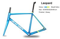 Wholesale diy carbon road bike - High quality Carbon road frame T1000 carbon road bike frame BB86 can DIY customized Free Shipping and 2years Warranty