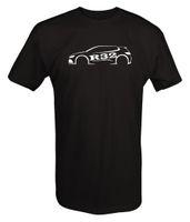 vw rabbit gti venda por atacado-VW - Wolfsburg - Turbo Golfer Coelho GTI R32 AWD Camisa Camiseta Moda