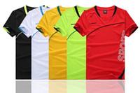 Wholesale custom school uniforms - Light plate football suit, adult children's short sleeved Jersey training uniform, primary and middle school students' custom uniforms.
