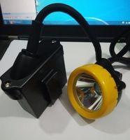lithium-ionen-scheinwerfer großhandel-3W 10000 LX Lithium-Batterie LED Bergbau Lampe, Bergbau Licht Lithium-Ionen-Scheinwerfer IP68