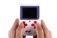 kostenlose spiele für kind großhandel-Coolbaby RS-6 beweglicher Retro Minihandspiel-Konsole 8 Bit 2.7 Zoll LCD-Farben-Farben-Kind-Spiel-Spieler Freies Verschiffen