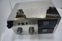 Wholesale liquid filling machines - new Two nozzle 5ml to unlimited Magnetic Pump Micro-computer Liquid Filling Machine