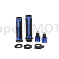 Wholesale yamaha 25 - Motorcycle Accessories Handlebars Handle Bar Grips for Yamaha YZF R125 R15 R25 r 125 15 25 mt-07 mt-09 mt 07 09 TMAX530