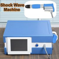 Wholesale physical therapy pain - Physical Pain Therapy System Shock Wave Machine For Pain Relief For Body 2018 shockwave decive ED therapy slimming machine