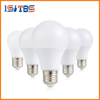 Wholesale Energy Saving Lamp Bulb - E26 E27 Dimmable Led Bulbs Light A60 A19 12W SMD Led Lights Lamp Warm Cold White AC 110-240V Energy Saving