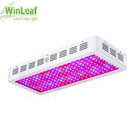 beyaz spektrum led ışıklar büyüyor toptan satış-LED ışık büyümek Tam Spectrum bestva Çift Cips 2000 W beyaz bitki sera çadır hidroponik Bloom Yüksek verim için lamba büyümek