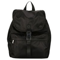 dual zipper UK - Unisex Large Capacity Backpack Men Women Shoulder Travel Bag Student School Bags High Quality Dual-Use Handbag Folding Bag