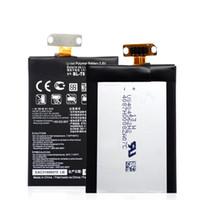 Wholesale google g for sale - Group buy BL T5 Replacement Battery For LG Google Nexus E960 Optimus G E970 E973 F180 LS970 E975 BLT5 High Capacity Batteries Free Tools