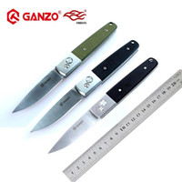 Wholesale ganzo knives - Firebird Ganzo G7211 HRC C blade EDC Pocket folding knife tactical Survival knife outdoor camping EDC tool camping knife