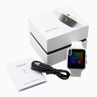 android uhren verkauf großhandel-2018 heißer Verkauf Smartwatch gebogener Bildschirm X6 Smart Watch Armband Telefon mit SIM TF Card Slot mit Kamera für Samsung Android Smartwatch