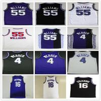 bd8fefbcb ... low price wholesale 4 chris webber jersey 16 peja stojakovic 21 vlade  divac 55 jason williams