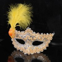 Wholesale woman halloween costume mask for sale - Group buy New Women Sexy Lace Eye Mask Party Masks For Masquerade Halloween Venetian Costumes Carnival Mask For Anonymous Mardi
