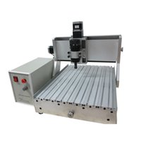 Wholesale milling machine for wood - LY CNC 3040 Z-D 500W 3 axia Wood Milling Machine CNC Engraver Router For Wood PCB Carving Area 300*400mm