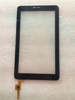 Wholesale handwritten screen - Handwritten Display on the outside Brand Touch Screen Display Glass Replacement For Alcatel Pixi 7 L216X 3G 80701-0a5787a