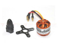 Wholesale Helicopter Shaft - DYS short shaft D2822 2-3S 1100 1450KV Brushless Motor For Mini Multicopters RC Plane Helicopter Remote Control Parts