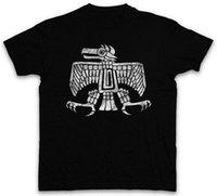 inder kultur großhandel-AZTEC EAGLE T-SHIRT Inder Indian Zeichen Kultur Zivilisation Mayas Religion