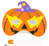 детские игрушки оптовых-Хэллоуин маска войлок маска для глаз различные животные мультфильм уличный танец мальчики девочки мальчик мода прохладный игрушка партия маска