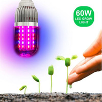 Wholesale Full Spectrum E27 W LED Plant Grow Light Corn Lamp Indoor Vegetable Flower Greenhouse Plant Growth Lighting