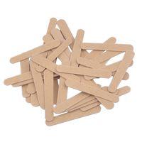 Wholesale mini nail file blocks for sale - Group buy 100pcs mini wood nail files Block Buffer mm Nail File Grit Disposable Manicure Tools UV Gel Polisher Files Tips Tools