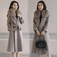 139dd203b4a6 Nicesense designer womens autumn coats abrigos mujer invierno 2018 winter  coat women cape manteau femme hiver casaco long coat