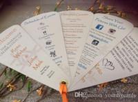 wedding program card online wholesale distributors wedding