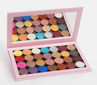 Wholesale best long lasting eyeshadow brands resale online - in stock Hot makeup High quality best version BRAND colors Eyeshadow Palette Pressed powder for High quality Eye Shadows DHL shipping