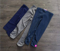 Hot selling Baby Girl Leggings Stretch Jeans 100% new,but there are not tag baby tights pants good quality