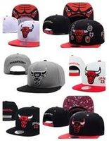 Wholesale gorras chicago resale online - Cheap New Brand Hip Hop Gorras Snapback Fashion Adjustable Basketball Baseball Cap Hat Bones Chicago Snapbacks hats