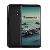Wholesale wireless mp3 player blue black online - 64GB GB GB Face ID Goophone Plus Fingerprint Iris G LTE Octa Core inch D Glass Curved Screen MP Camera Smartphone