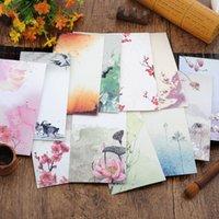chinese envelopes Canada - 1pcs [] Chinese style envelope Chinese style 5 envelope antique vertical 12 optional