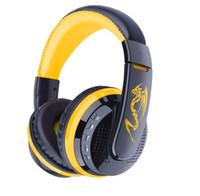 beste ohr drahtlose bluetooth kopfhörer groihandel-MX666 Wireless Kopfhörer Bluetooth 4.0 Headset mit Mikrofon über das Ohr Handsfree Stirnband Unterstützung FM TF für Telefon beste Qualität