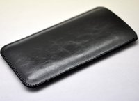 Wholesale iphone 5.5inch resale online - For Iphone Plus inch Premium Quality Microfiber Leather Sleeve Pouch Phone Bag Case Cover For Iphone X quot