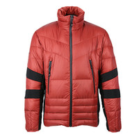 chaqueta ultra baja para hombre al por mayor-Los nuevos hombres de la llegada Duck Down Jacket Winter Down Coats Brand Mens Chaqueta de invierno chaqueta del soplador Ultra Light Down Hombres